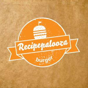 Burger Recipepalooza Logo