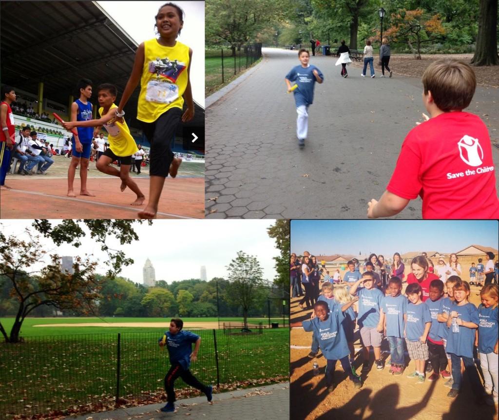 Save The Children World Marathon