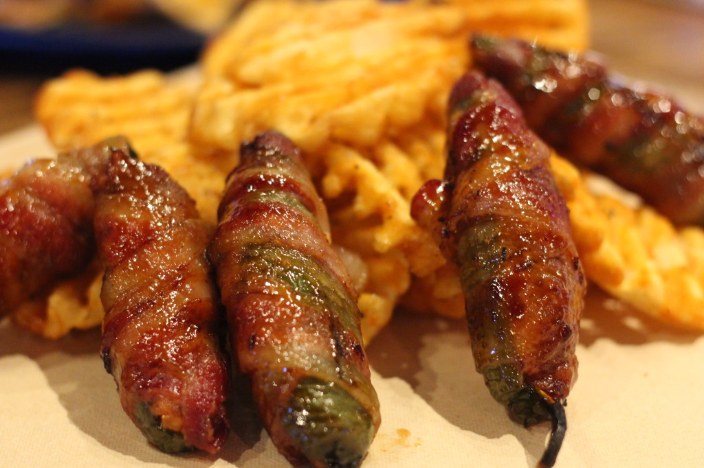 Bacon Jalapeno Popper