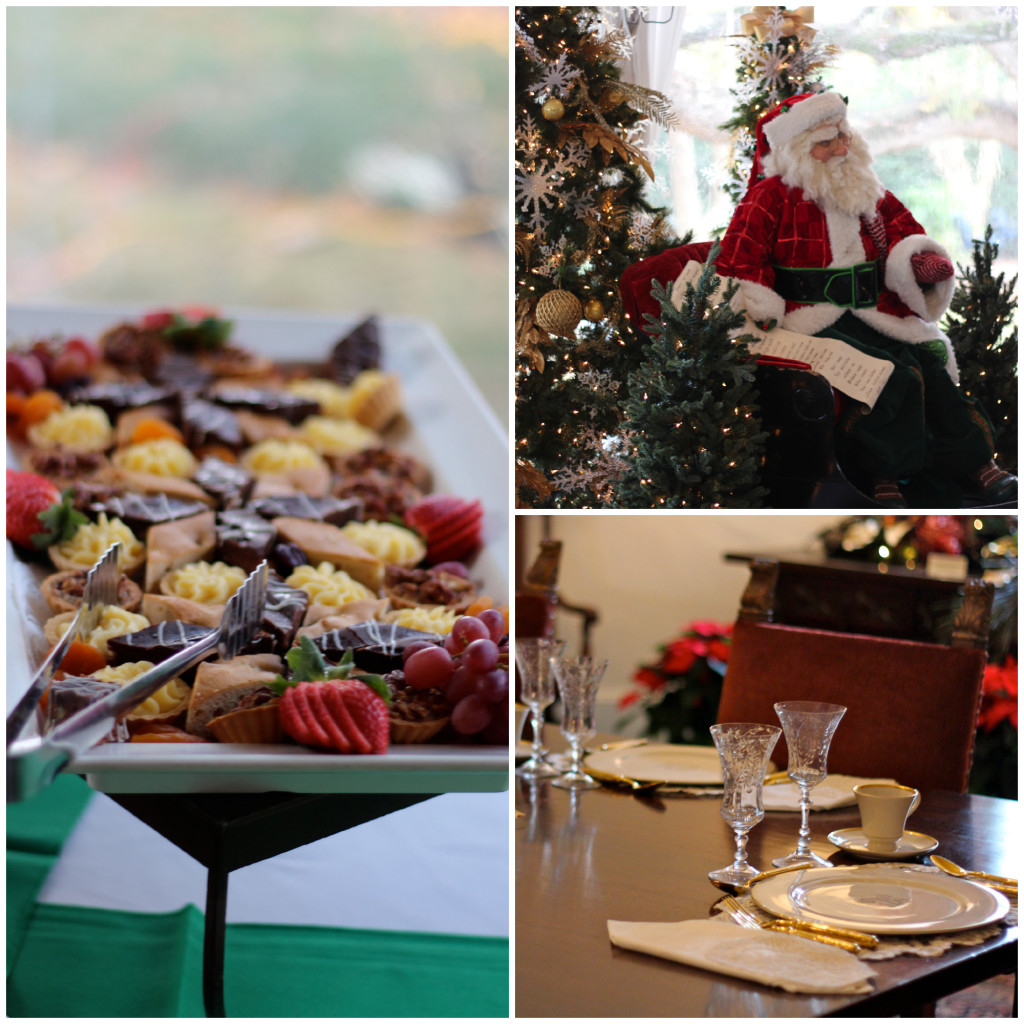 Dallas Arboretum Holiday Tea