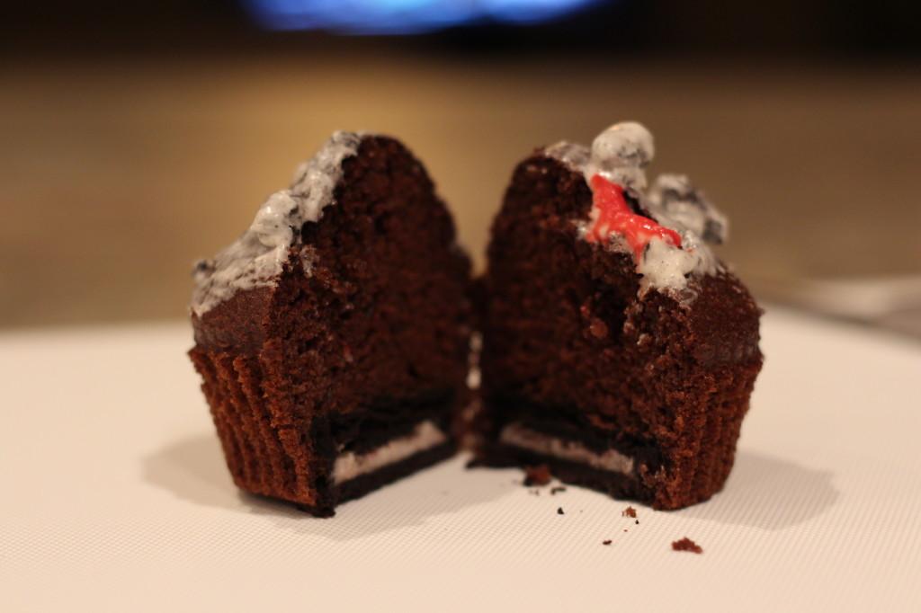 Inside Cupcake