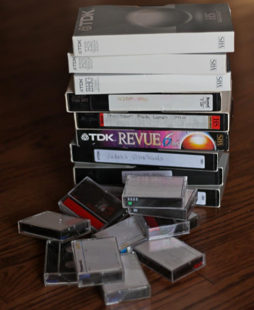 Videotape Transfer Service