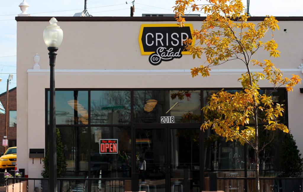 Crisp Salad Co.
