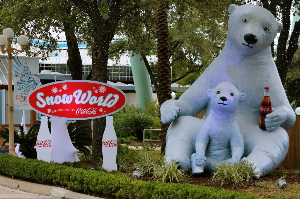 CocaCola Polar Bears