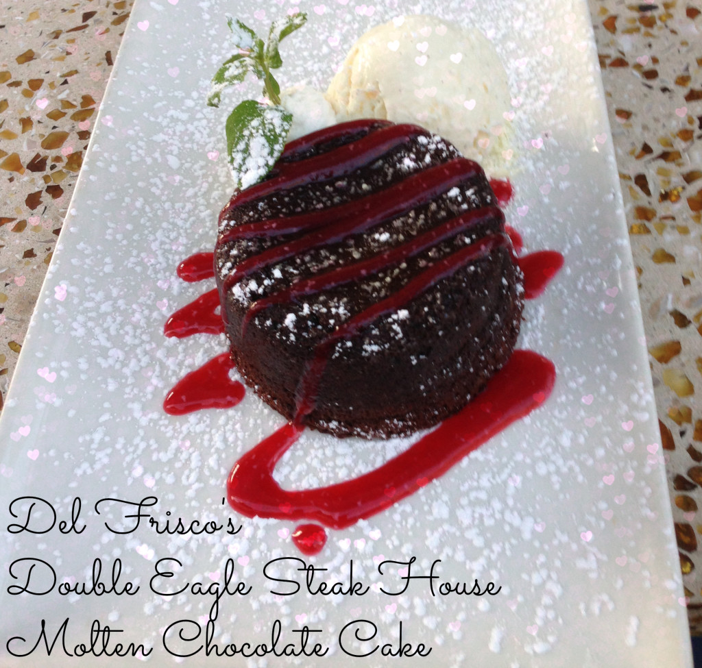 DFDESH Molten Chocolate Cake