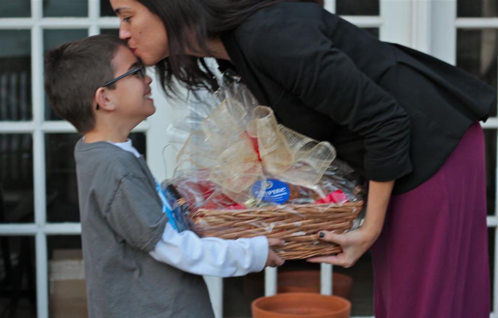 EBC Valentine's Gift Basket