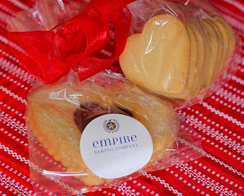 Empire Baking Cookies