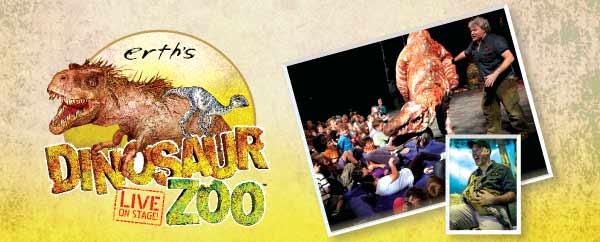 Dinosaur Zoo LIVE!