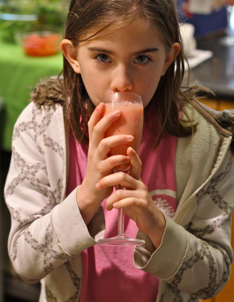 Kids Love Grapefruit