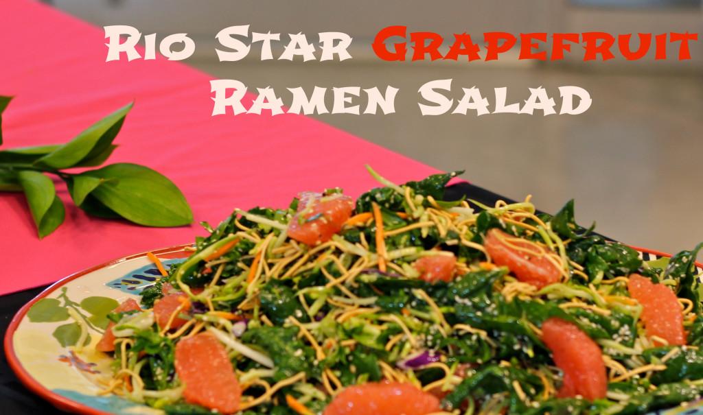 GrapefruitRamenSalad