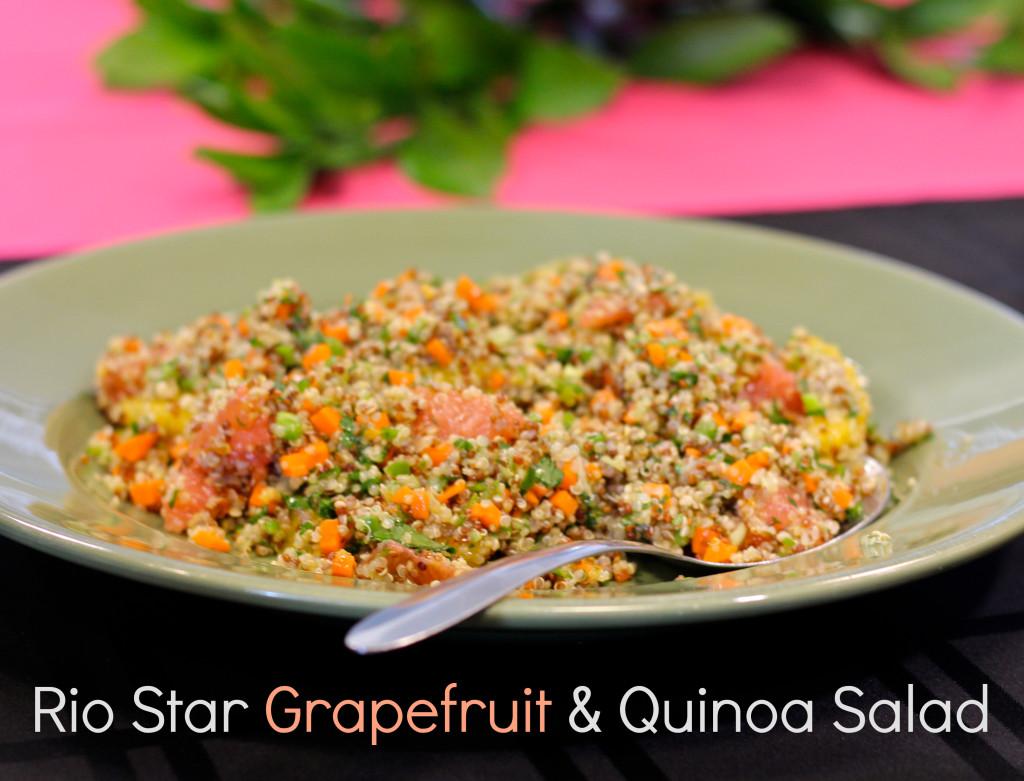 RioStarGrapefruitQuinoaSalad