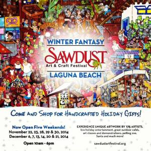 Sawdust Art Festival Winter Fantasy 2014