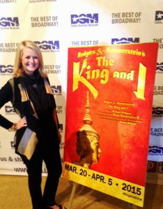 The King and I Jackie