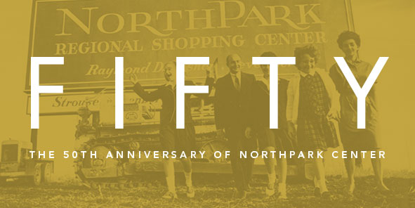 Northpark 50 years