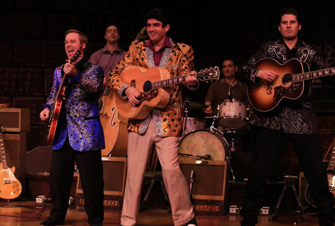 Million Dollar Quartet first