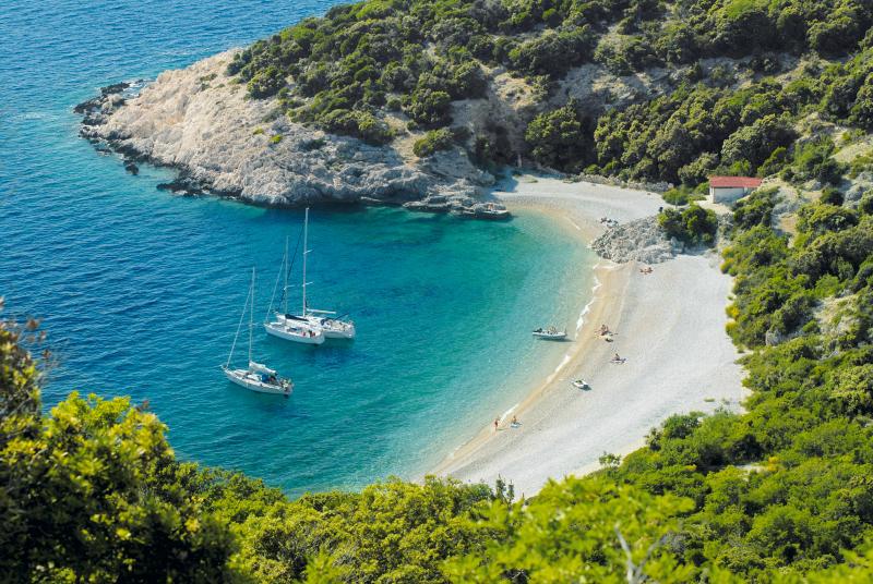 lubenice-beach