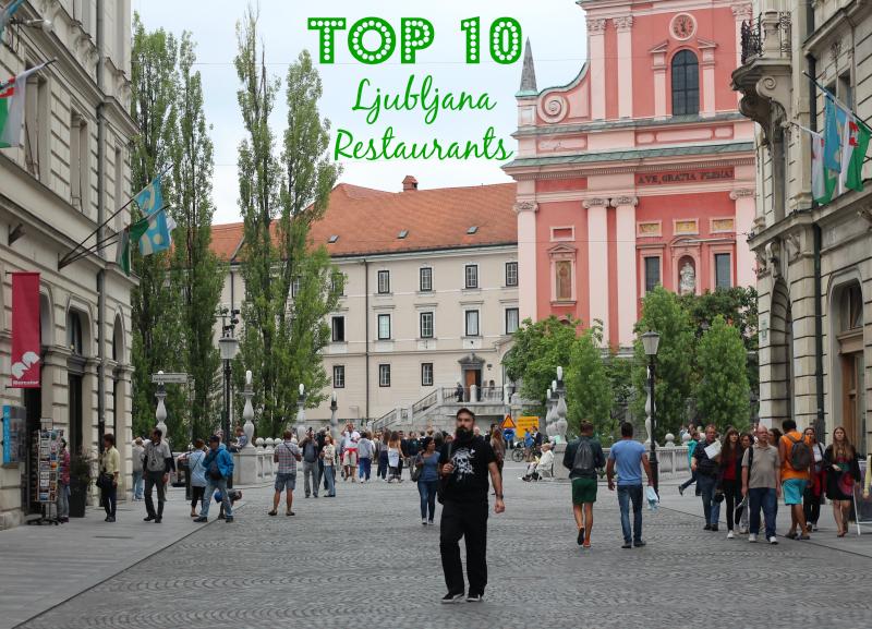 Ljubljana-Restaurants