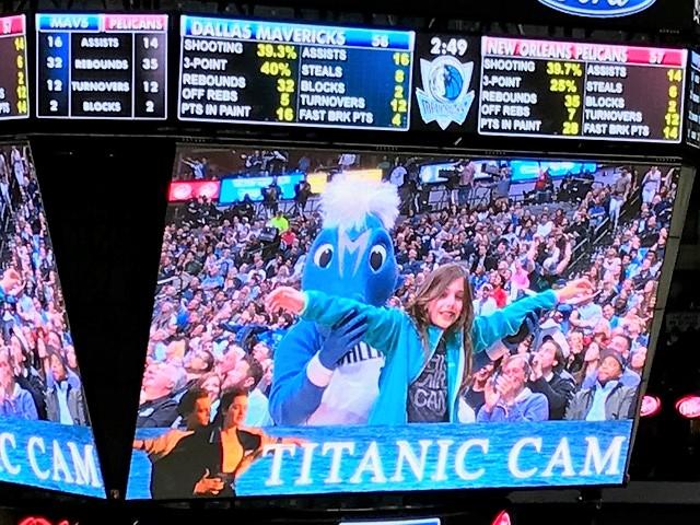 Mavericks Titanic Cam