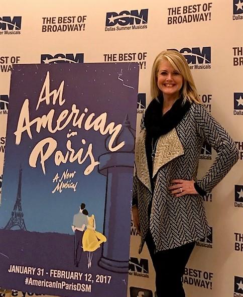an American in Paris Jackie