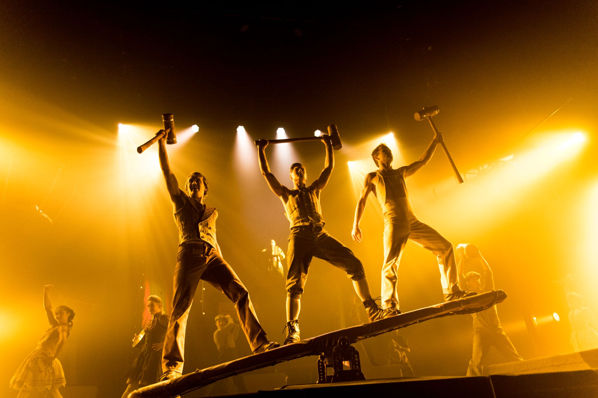 Circus1903_Hammer_Guys_by_MarkTurnerImages